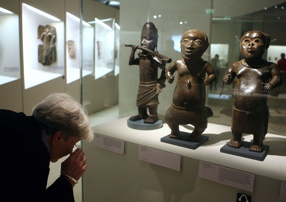 African collections in French museums will be subject to close scrutiny