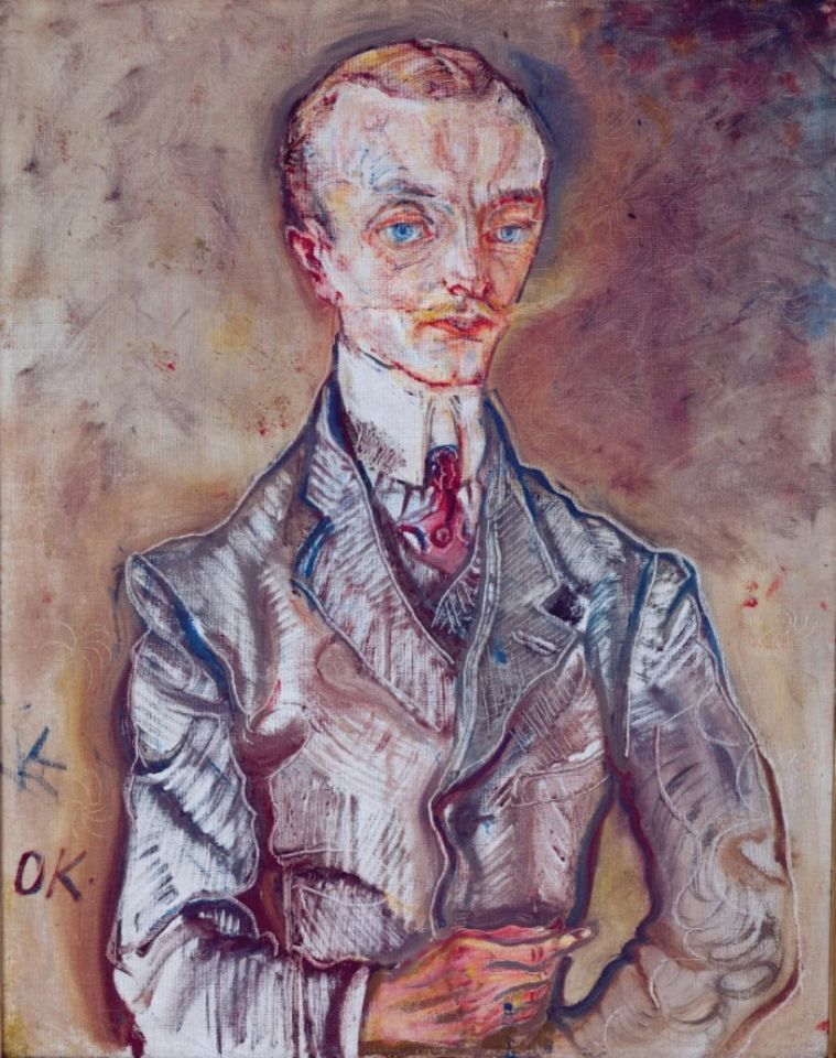Oskar Kokoschka's Joseph de Montesquiou-Fezensac (1910) was restituted earlier this year