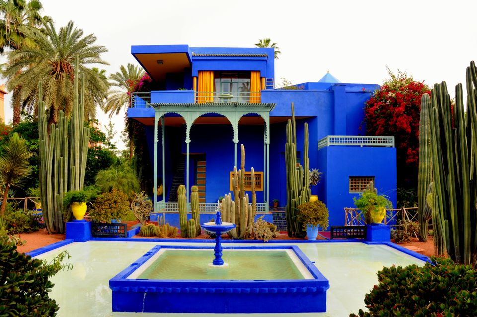Jardin Majorelle In Marrakech Can Keep Its Name Paris Court Rules
