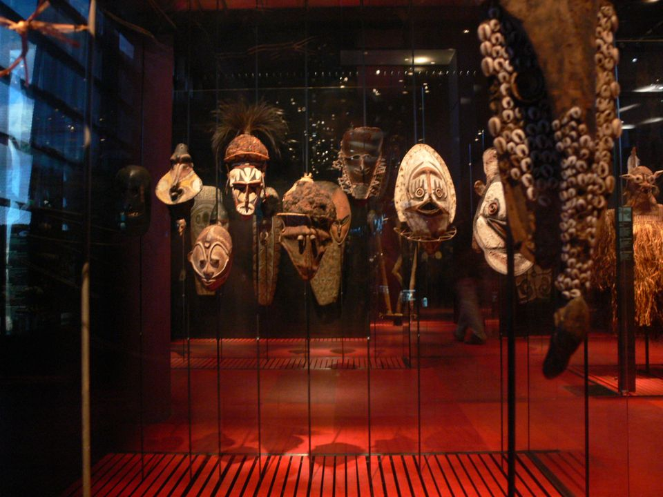France is estimated to hold at least 90,000 African artefacts in its museums, as many as 70,000 alone in the Quai Branly-Jacques Chirac Museum in Paris
