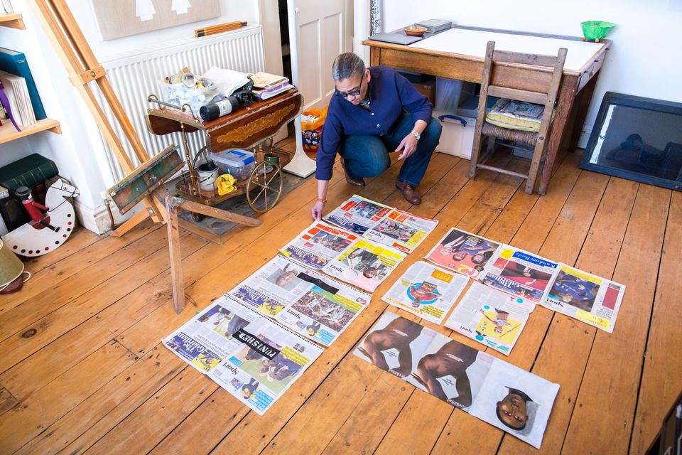 Lubaina Himid is a long-time reader of the Guardian