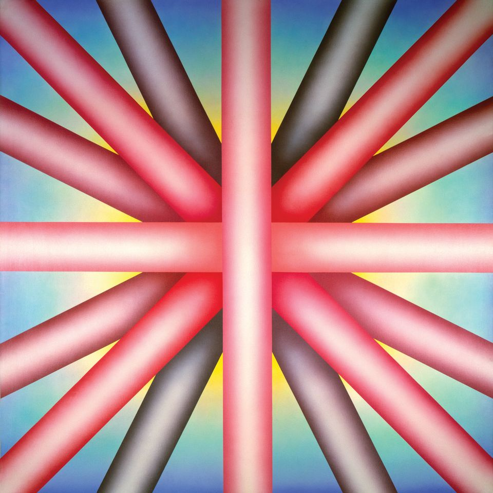 Judy Chicago's Heaven is for White Men Only (1973)