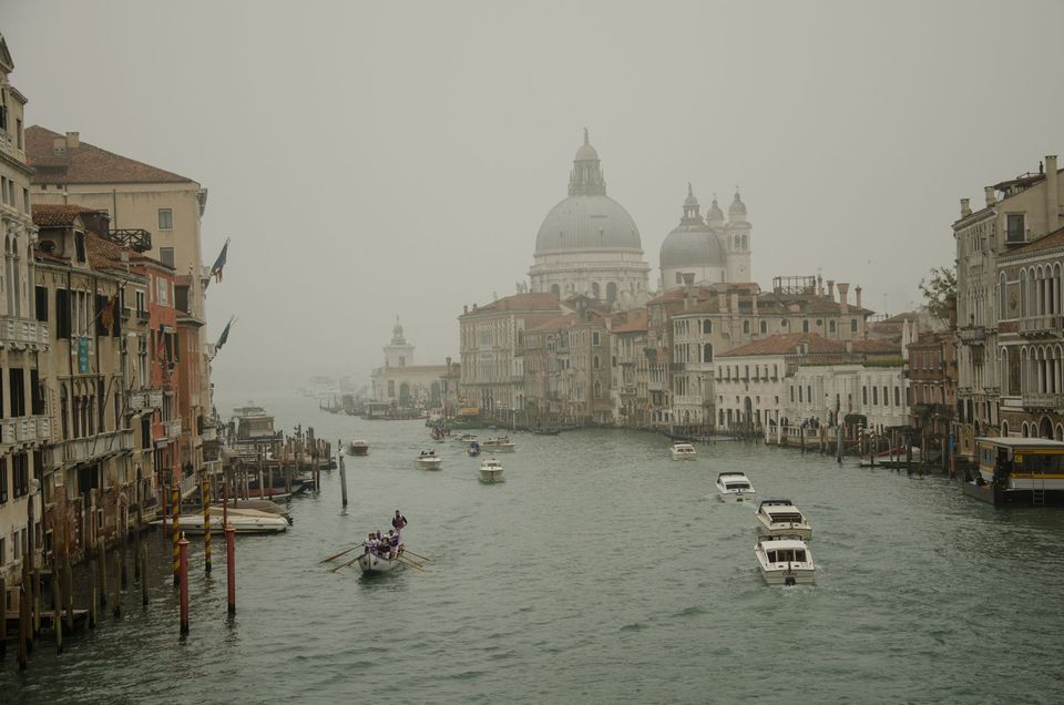 The Nature report puts Venice in its highest risk category