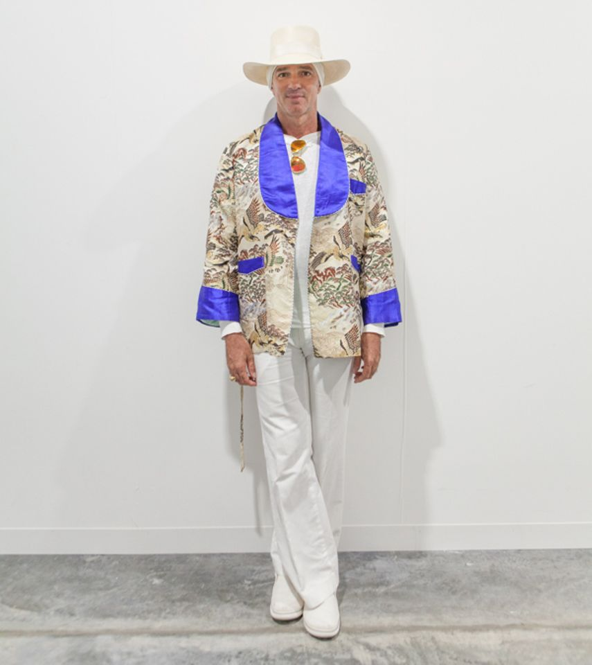 Alan Faena, the Argentine art collector who launched the first Faena Festival this week
