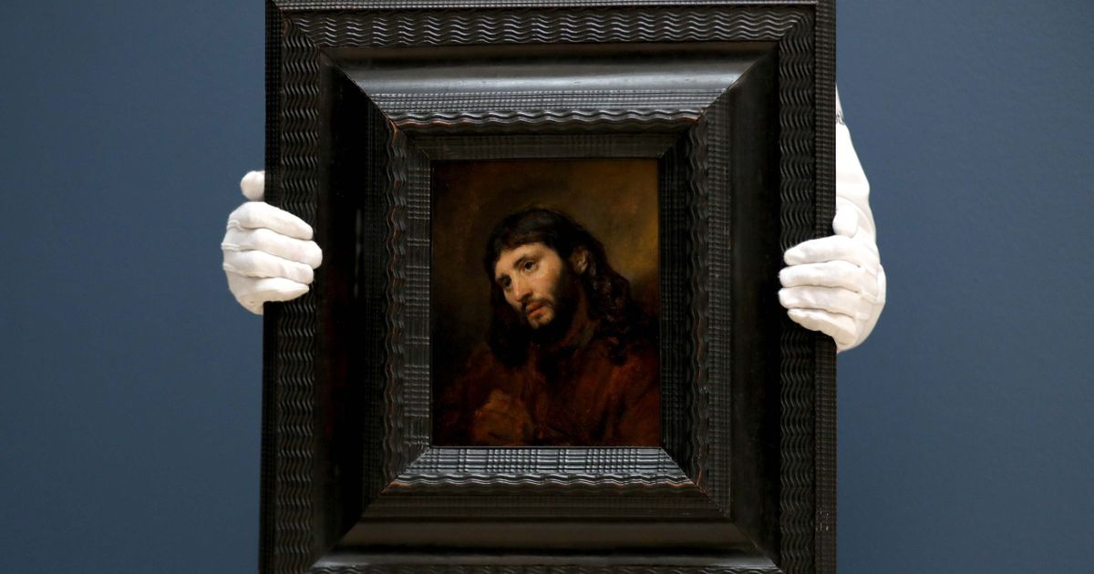 Jump-bidding for Rembrandt's fingerprints and a tale of two Van Dycks: despatches from London's Old Master auctions