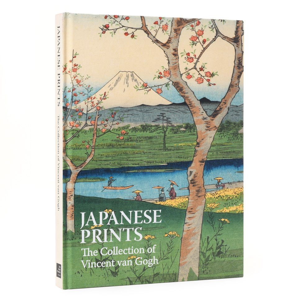 Cover of Japanese Prints: The Collection of Vincent van Gogh
