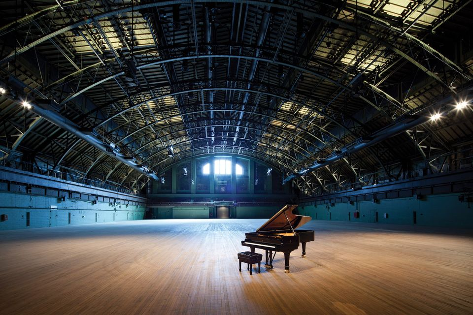 Wade Thompson Drill Hall at the Park Avenue Armory in 2011
