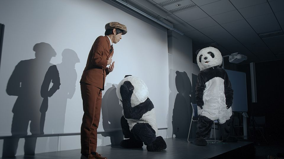 The exhibitors at Taipei Dangdai will include the city's Liang gallery which represents the local artist Hsui Chia-Wei, who created the Zhao Bandi-influenced video installation Black and White–Giant Panda (2018).