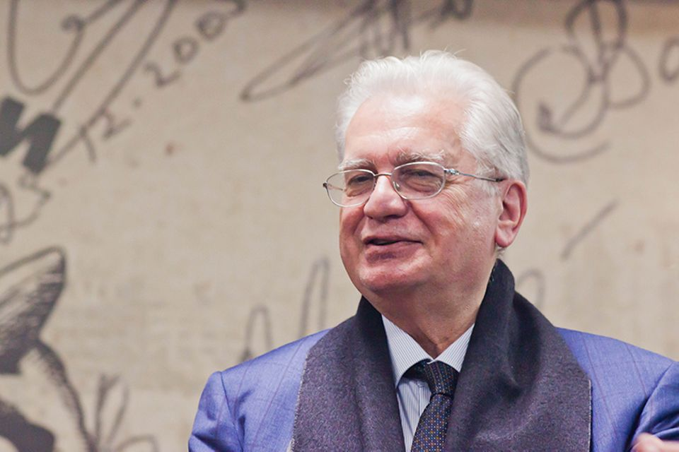 The State Hermitage Museum director Mikhail Piotrovsky is due to speak in Dallas in February