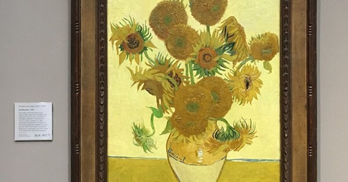 Van Gogh's most important painting leaves Europe for the