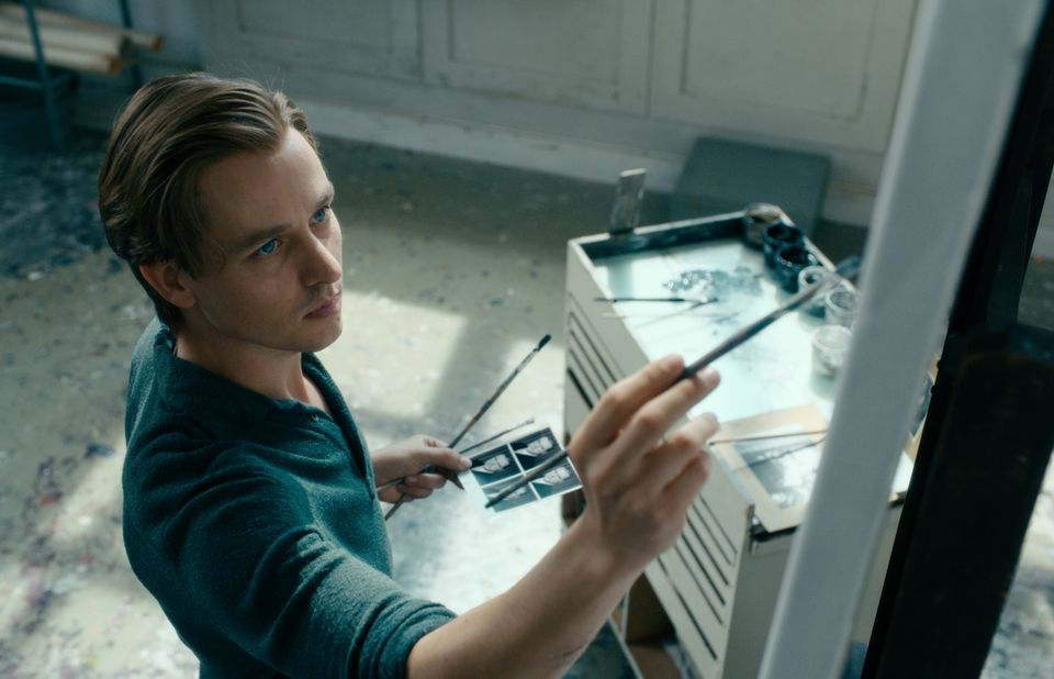 Tom Schilling as Kurt Barnert in Never Look Away