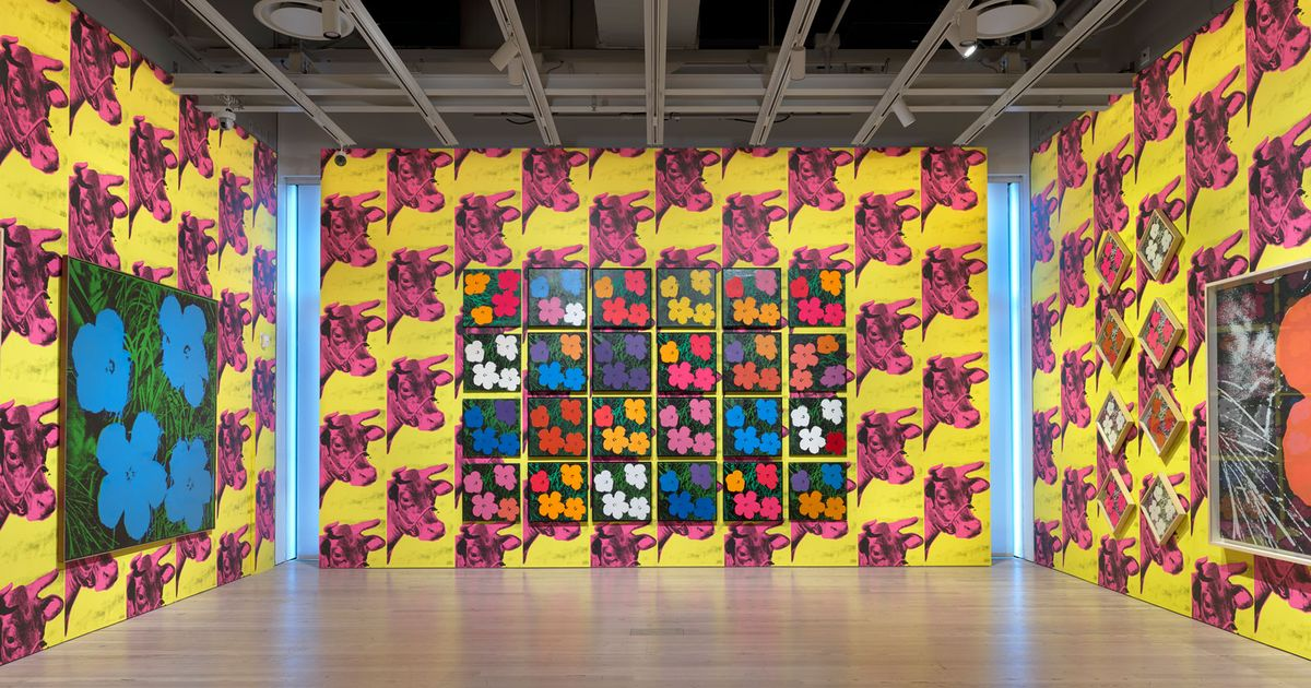 Essential viewing: Warhol from A to B and Back Again at New York's Whitney Museum