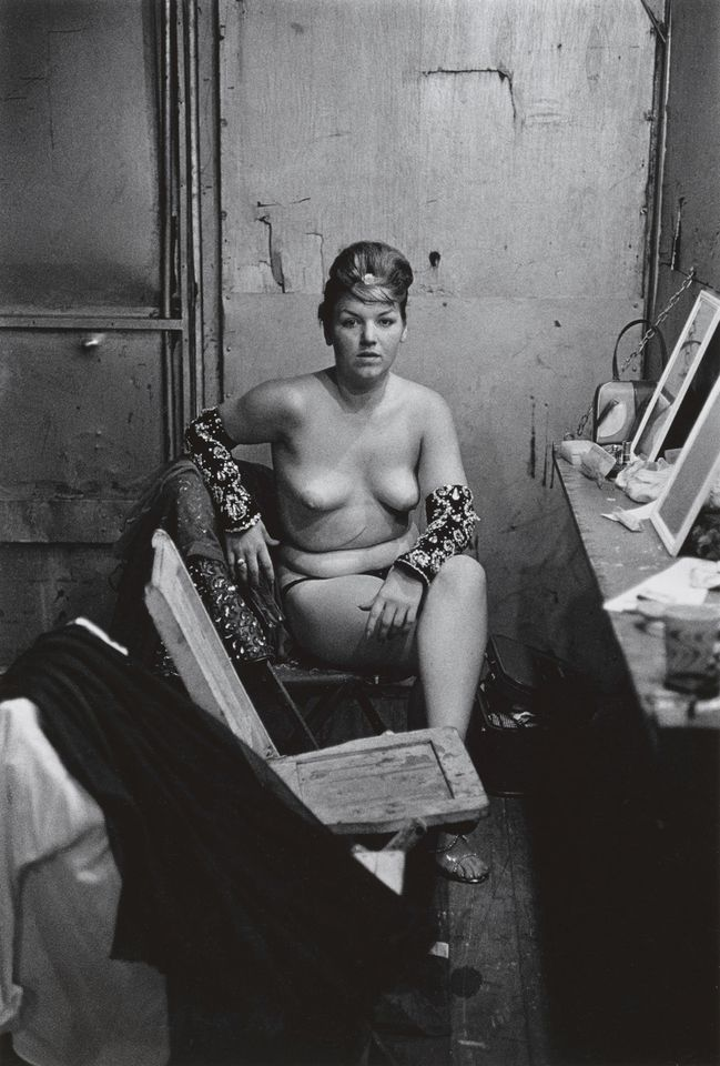 Diane Arbus's nudists, drag artists, carnival folk and street urchins are laid bare in London show