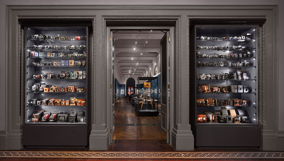 The V&A opened the Photography Centre  expanding its permanent space for photographs