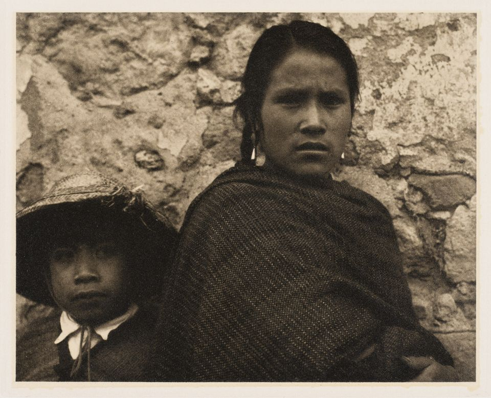 Paul Strand, Young Woman and Boy (1932)