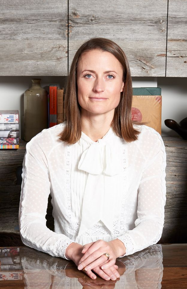 Freya Stewart, the chief executive of art lending for The Fine Art Group