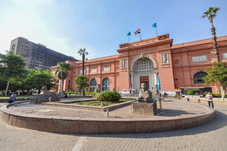 A consortium of museums will help revamp Cairo's Egyptian Museum