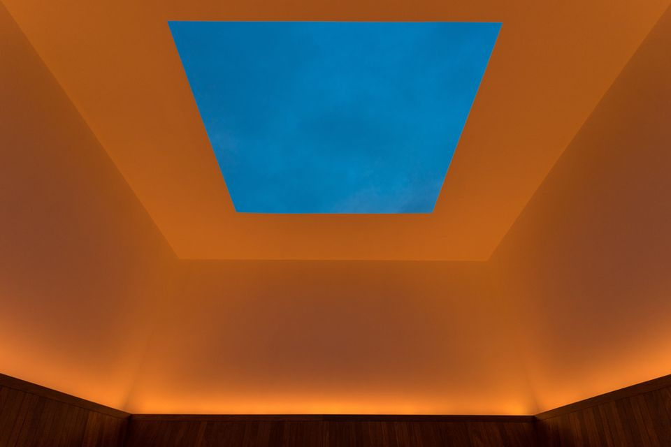 James Turrell, Meeting (1980-86/2016)