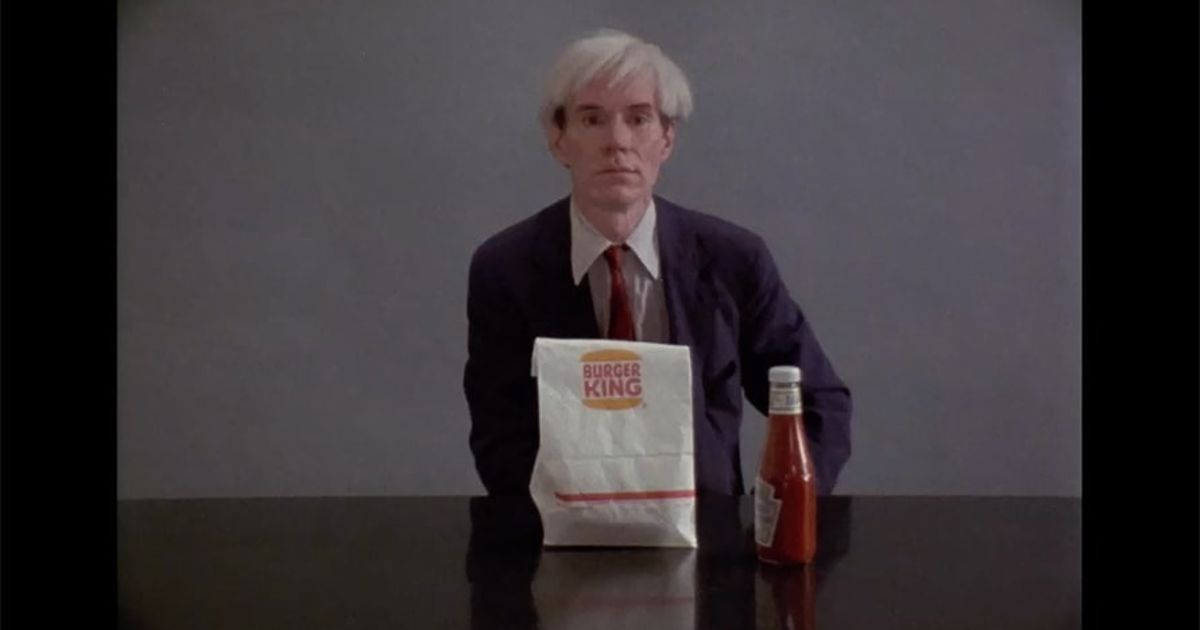 Burger King wants you to 'Eat like Andy'—but he would have preferred a Big Mac