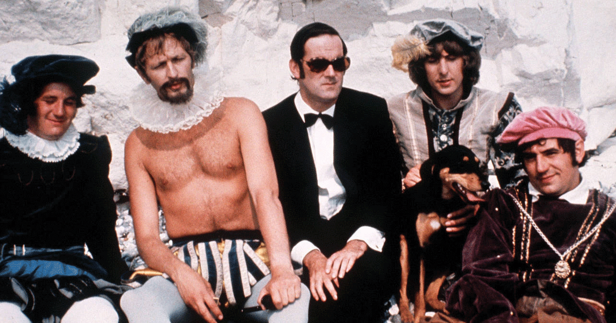 Monty Python snub 'pretentious' Victoria and Albert Museum