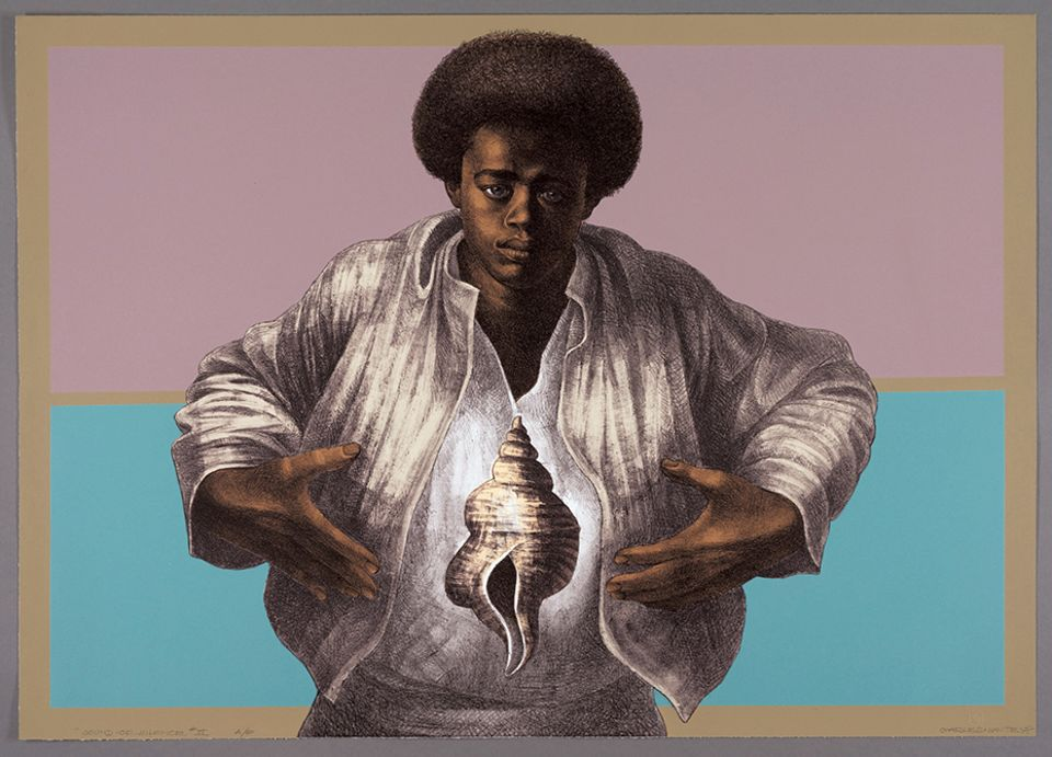 Charles White: a Retrospective. Los Angeles County Museum of Art (17 February-9 June) Los Angeles's museums are celebrating the life and legacy of Charles White (1918-79) with a trio of exhibitions, including a 100-piece career retrospective at the Los Angeles County Museum of Art. The artist and activist is known for creating paintings, drawings and murals over a 40-year period that chronicled African-Americans' struggle for equality. White was active in the Chicago Black Renaissance movement through the 1930s before moving to New York in 1942. Health reasons brought White to Los Angeles in 1956 and his impact on students at the Otis College of Art and Design is explored in Life Model: Charles White and His Students at Charles White Elementary School Gallery (16 February-15 September). Finally, on 6 March, the California African American Museum will open Plumb Line: Charles White and the Contemporary (until 25 August), which looks at work by contemporary artists that resonates with White'soeuvre.