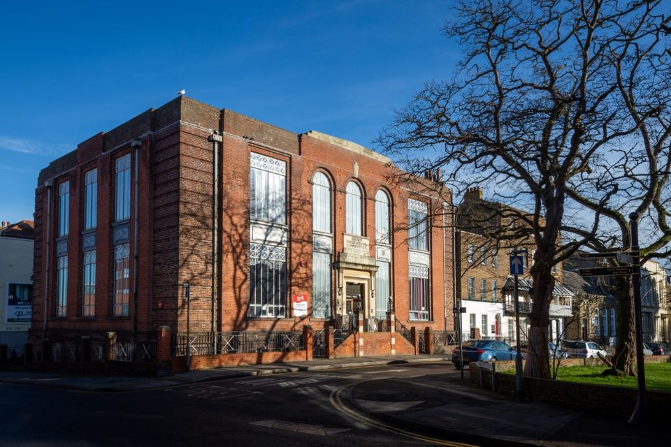 Open School East will now be house in the former home of Thanet School of Arts and Crafts