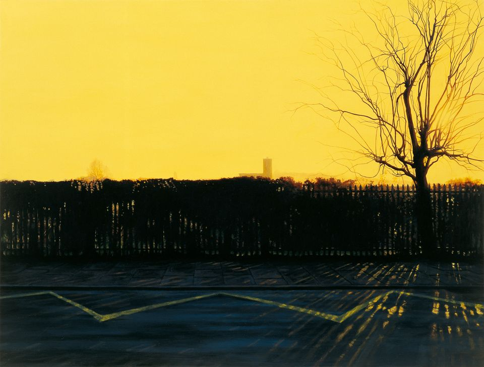 George Shaw's Ash Wednesday: 8.30am (2004-05)