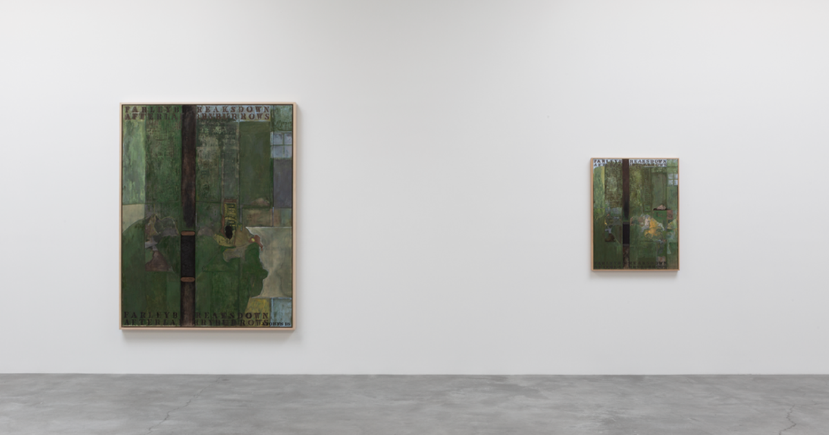 Jasper Johns's latest work is unmistakably his own, transmitting traces of the past