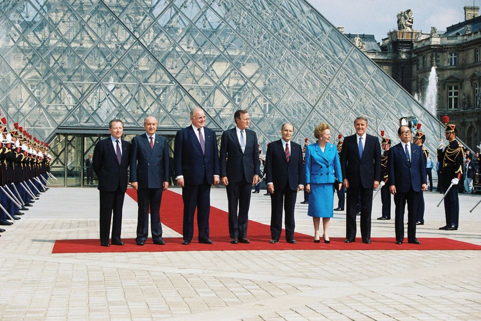 Thirty years on, Louvre's pyramid scheme pays off