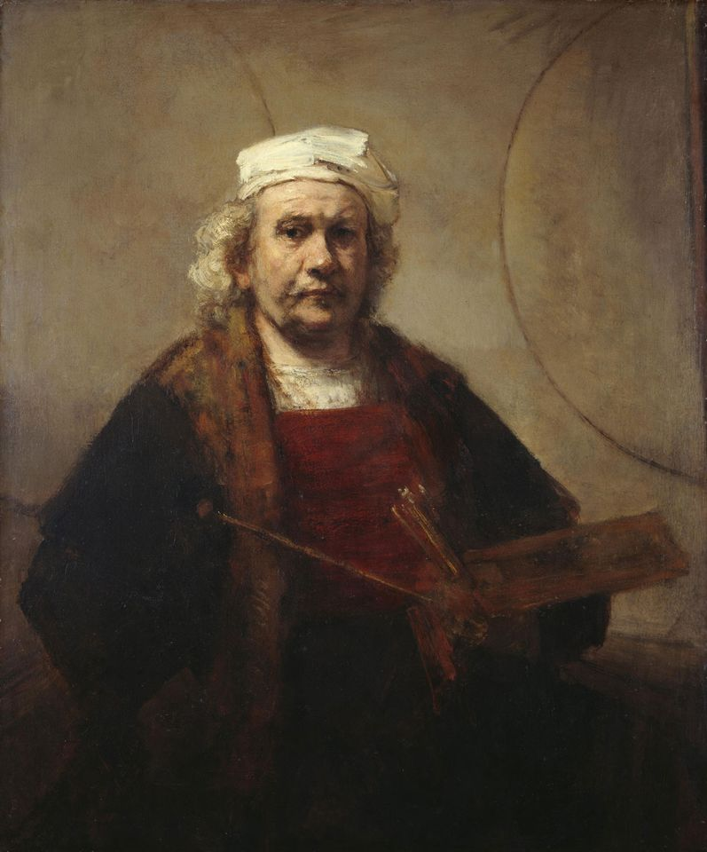 English Heritage lends its Rembrandt self-portrait to Gagosian gallery in exchange for support