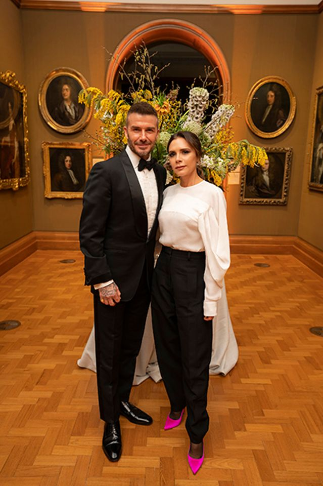 Victoria Beckham and Kate Moss among star-studded guest-list at London National Portrait Gallery gala