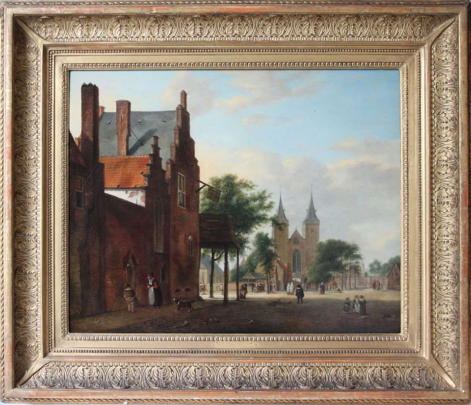 German cathedral returns Nazi-looted Dutch Old Master to heirs