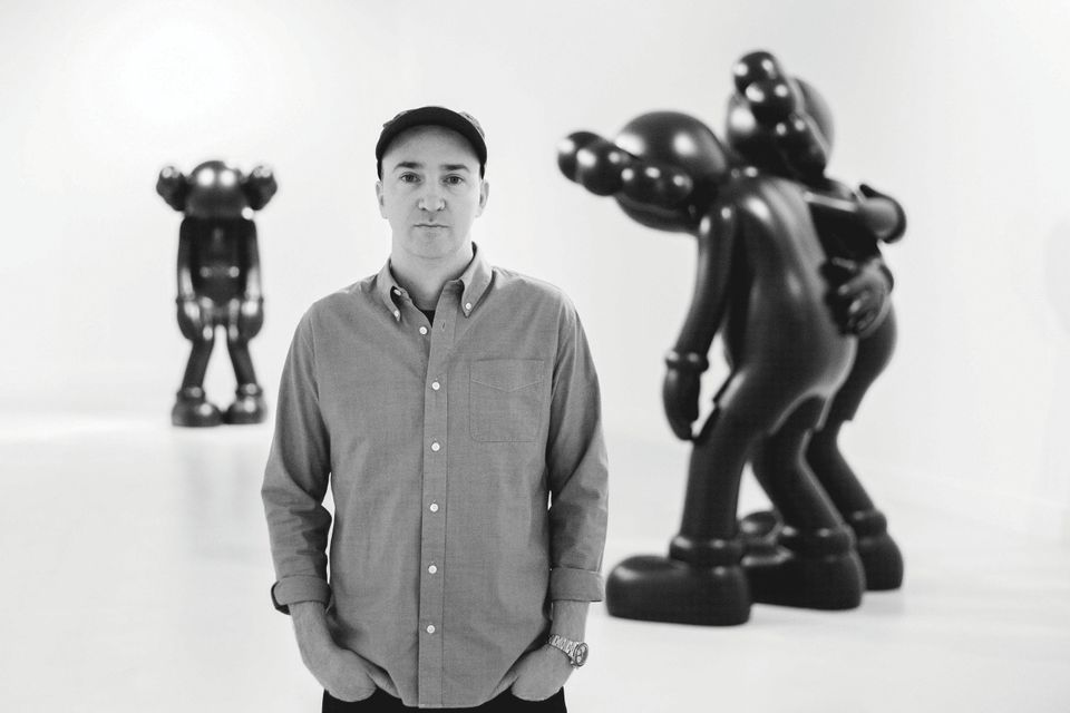 KAWS célèbre: street artist's first survey—and huge inflatable—make waves in Hong Kong