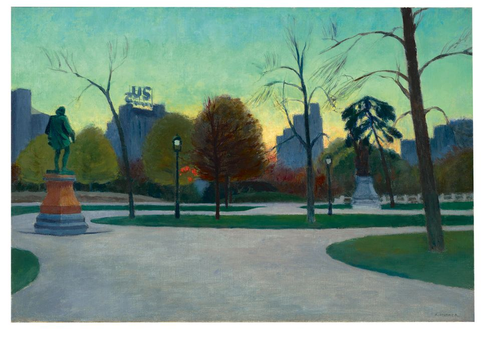 On the Bard's birthday, Sotheby's announces it will offer Edward Hopper's ode to Shakespeare