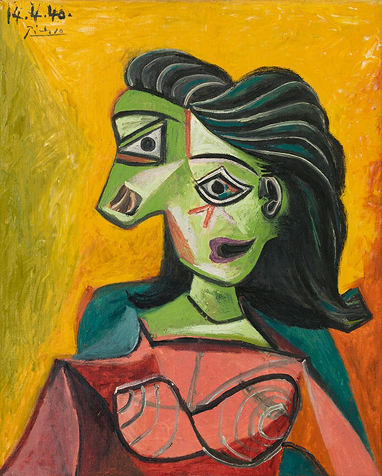 Picasso's muses to be celebrated in three shows this ...