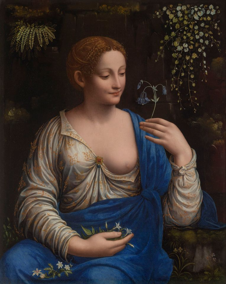'Exceptional loan' of Francesco Melzi painting from Moscow comes to London's National Gallery from Moscow
