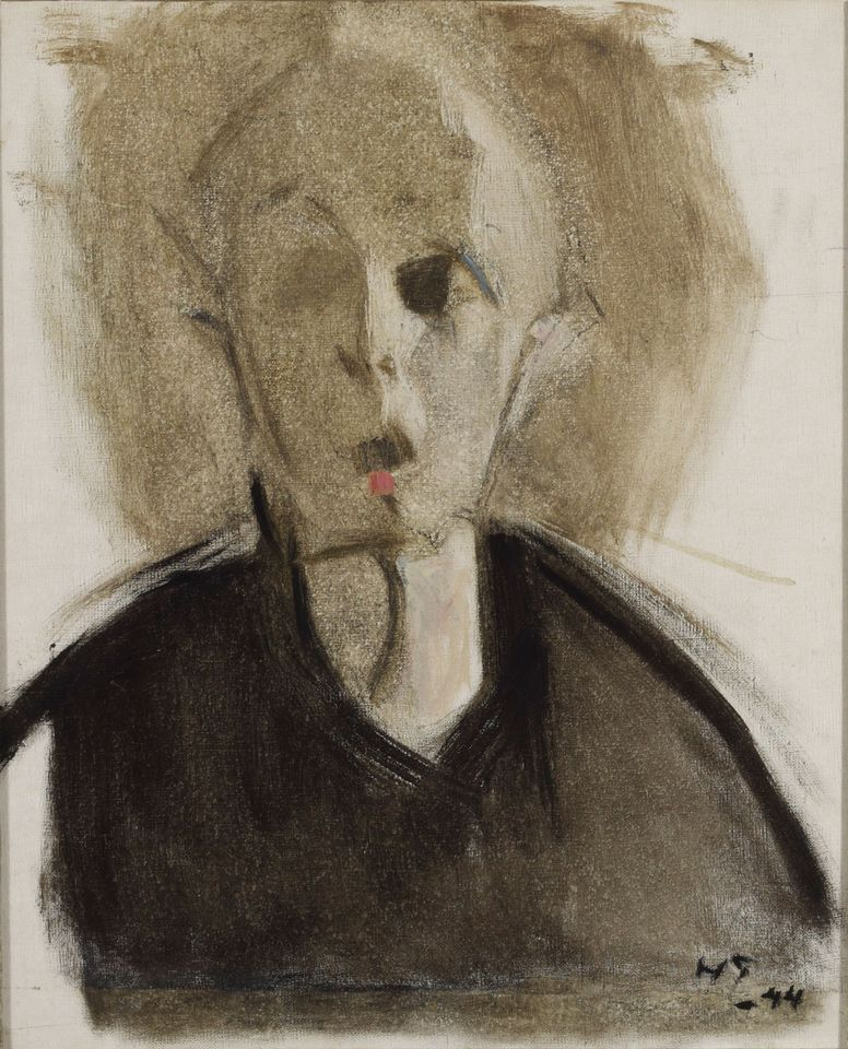 In pictures: Helene Schjerfbeck's self-portraits and the evolution of her singular style