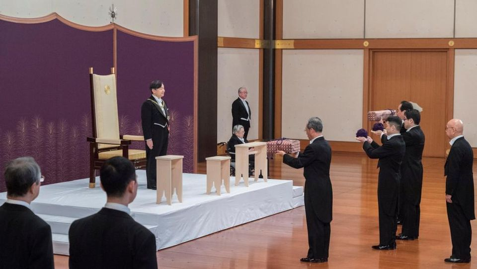 Lost Art: the mysterious allure of Japan's Three Sacred Treasures