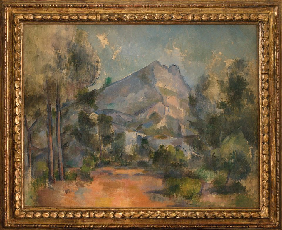 The Kunstmuseum Bern and the heirs of Paul Cézanne reached an innovative agreement to share the contested painting La Montagne Sainte-Victoire (1897)