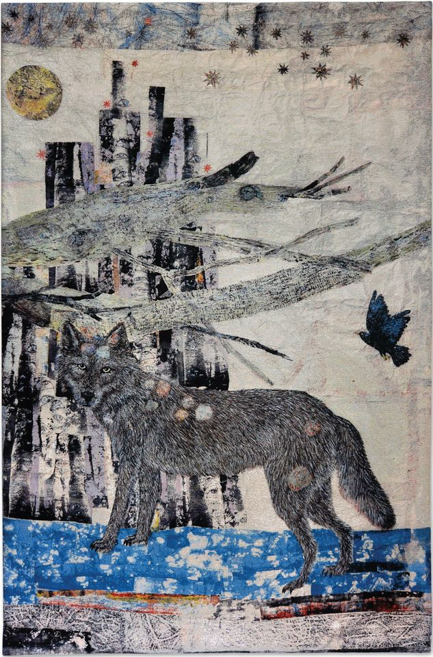 'It's our intervention that causes the mayhem': Kiki Smith on work, wandering and the wonders of nature