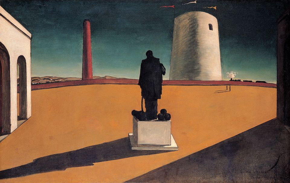 Beyond the Metaphysical: Milan show aims to reassess Giorgio de Chirico's late period