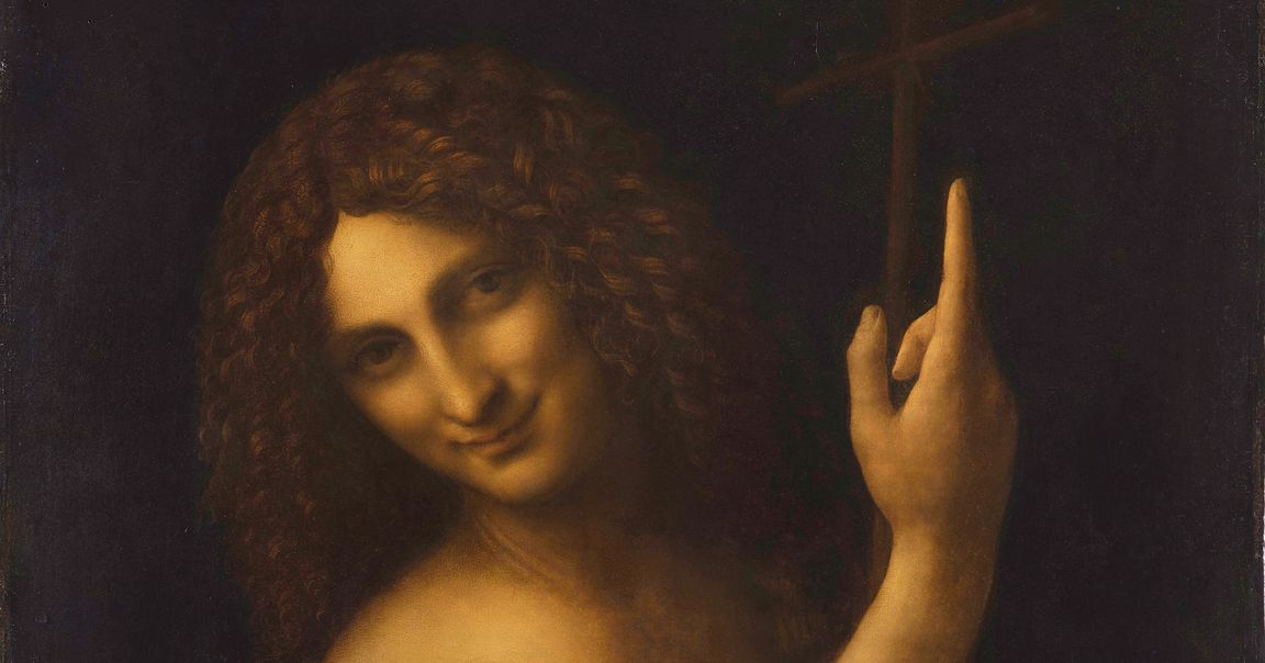 Leonardo at the Louvre: an exclusive first look at this year's biggest blockbuster