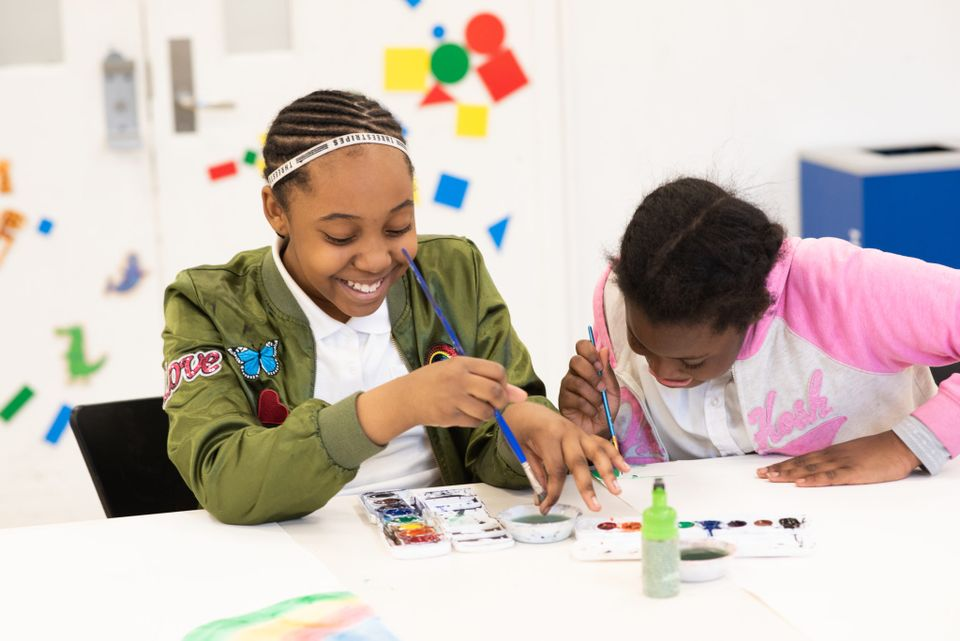 Free arts education programme started in Harlem expands to major US cities