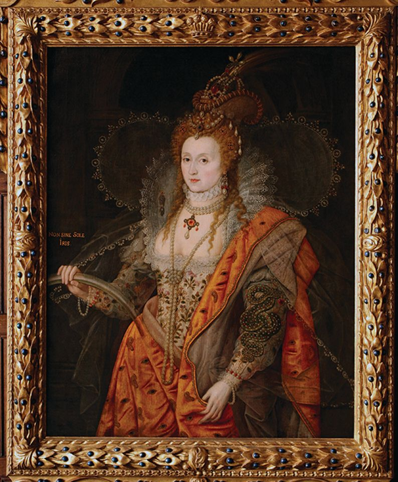 Expert finds lost dress of Queen Elizabeth I in English village church