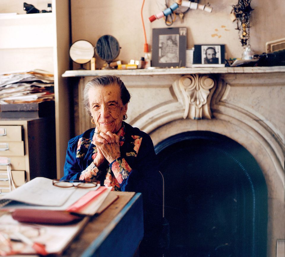 'If I don't like your pictures, I can destroy everything': a photographer's intimate—but risky—shoots with Louise Bourgeois
