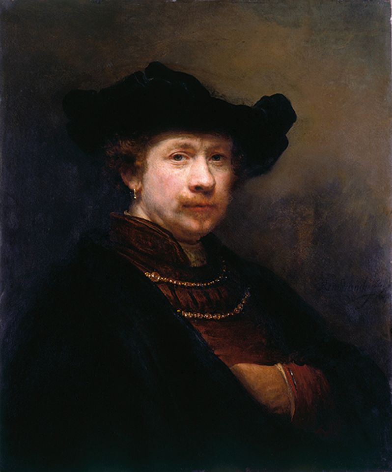 Hollywood director lights up Rembrandt show at Dulwich Picture Gallery