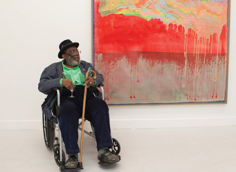 Art Basel in Miami Beach's new Meridians section to feature works by Frank Bowling and Isaac Julien