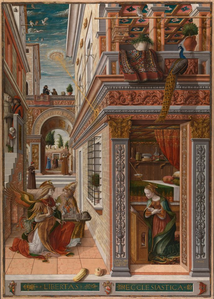 Ikon Gallery wins £125,000 grant to put on 'dream' show of overlooked Renaissance master Carlo Crivelli