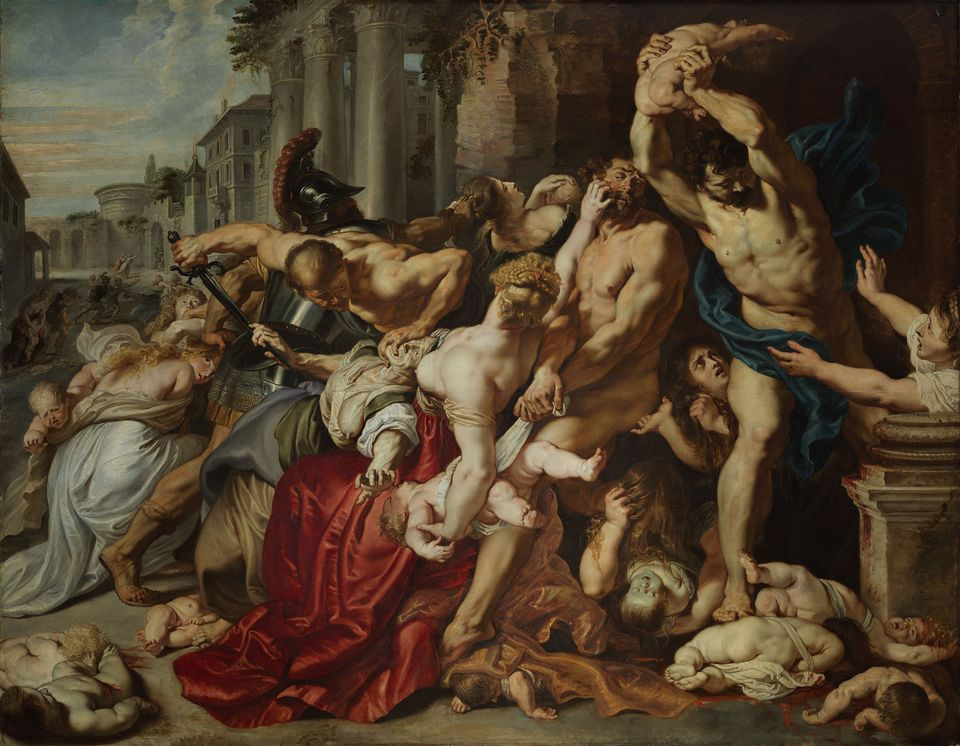 'Extraordinary' Rubens show opens at the Art Gallery of Ontario in Toronto