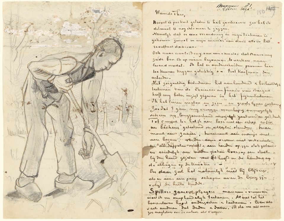 Methodical, well read and—above all—human: what we learn from the myth-busting edition of Van Gogh's letters
